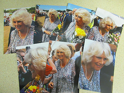 PRINCE CHARLES & DUCHESS CAMILLA Sandringham Flower Show JULY 2016 PHOTOGRAPHS