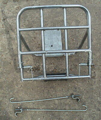 Vespa rear carrier rack, fits most large frames from late 50s - late 70s, NOT PX