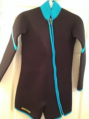 Fathom Seaflex Wet Suit, Long Sleeve, Women's  Size Small