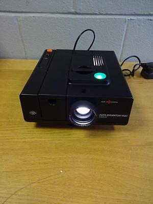 AGFA Slide Projector Diamater 1500 with remote uses CS System