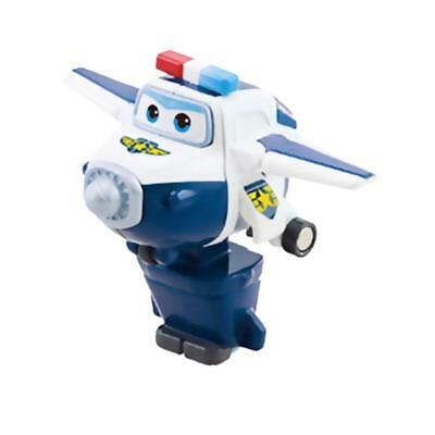 Super Wings Plastic MINI PUAL Model Transforming Plane Toys Figures Gifts