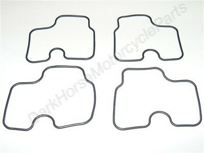 4x Carburetor Carb Float Bowl Gasket Honda CB600 CBR600F CBR900RR CB1000 18-2664