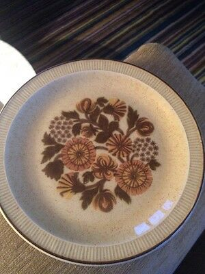 """Poole Pottery Thistlewood  Side / Dessert Plate 8.5"""""""