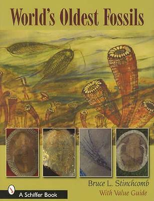 Worlds Oldest Fossils Collectors ID Guide Cambrian & Other Periods + Search Tips