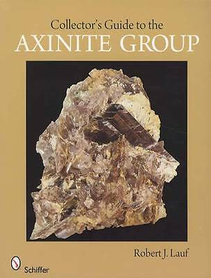 Axinite Crystal Minerals Rock Collectors ID Guide in Color! Where to Find, ID