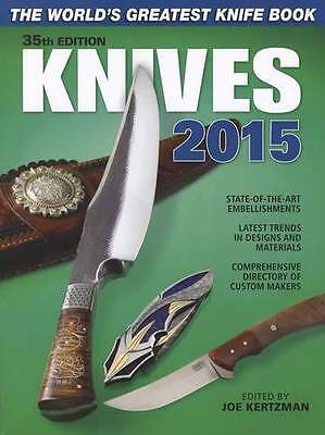 2015 Handcrafted Knives Reference incl Maker Directory Knifemaking Trends Etc