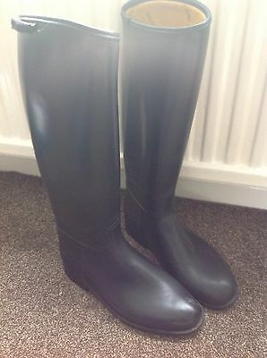 Harry Hall Ladies Riding Boots. Size Uk 4.5 - 5.