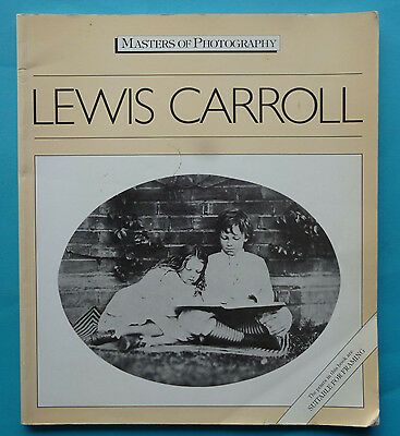 LEWIS CARROLL - 'Masters of Photography' book with 20 prints for mounting