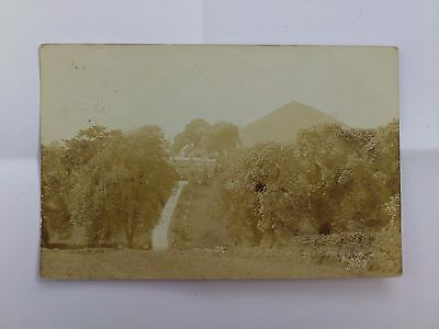 Early Dovedale Postcard Perveril Peak Hotel Thorpe Derbyshire Posted 1906