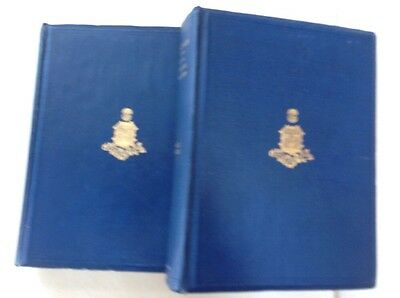 Ww1 - History Of The Royal Munster Fusiliers – Two Volumes