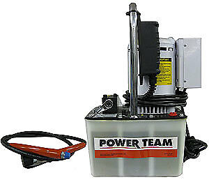 Mittler Brothers 900-508-6 Electric Hydraulic Pump & Hose Kit