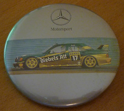 Button - Anstecker  Mercedes Motorsport  (646)