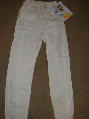 Vintage 1980's/90's NWT P.S. Gitano Woman's White Pants - Size 20 Regular
