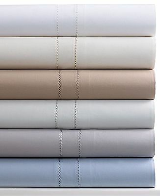 Hotel Collection 800 Thread Count Extra Deep King Flat Sheet Mineral