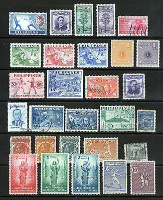 Mint & Used PHILIPPINES Selection.    49p ask.