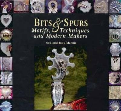 Coffee Table Book Horse Bits Spurs Makers Cowboy Silver