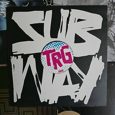 "Dubstep 12"" Trg Horny Your Friends Like Techno Subway Subway001 2007 Hessle Heml"