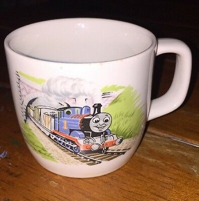 WEDGWOOD Thomas the Tank Engine & Friends Child's Cup Hot Chocolate Coffee Milk