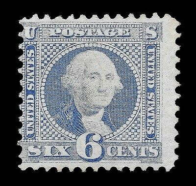 WCstamps: U.S. Scott #115 / $950 - 6c Pictorial, Unused, Fine