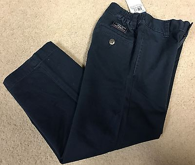 BNWT Polo by Ralph Lauren Navy Chinos Boys Size 4/4T