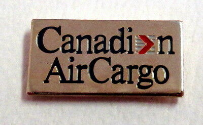 Canadian Air Cargo lapel pin Canadian Airlines meeu