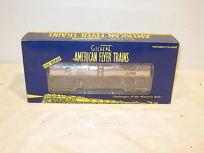 American Flyer S Gauge Nasg 2003 Commemorative Union Pacific Tank Car 6-48233