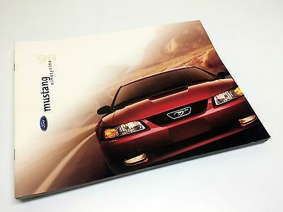 1999 Ford Mustang Brochure