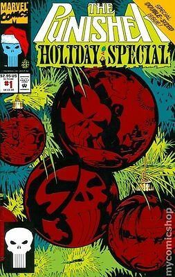 Punisher Holiday Special (1993) #1 VG LOW GRADE