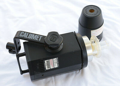 Bowens Calumet Travelite 250 Modelling Monolight 400W Flash CE-1081 Light