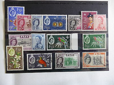 Fiji 1962-67 collection to £1