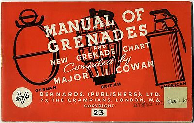 Manual of Grenades... ""