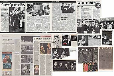 The Clash : Cuttings Collection