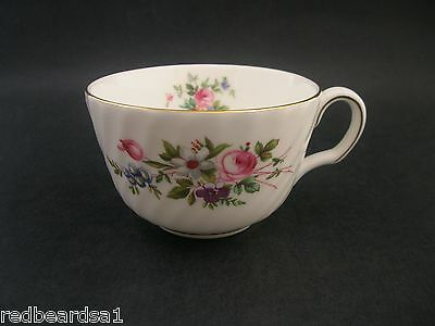 China Replacement Minton Marlow Floral Vintage Tea Cup England S309 c1950s