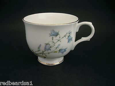 China Replacement Sadler Wellington Bluebell Vintage Tea Cup England c1950s