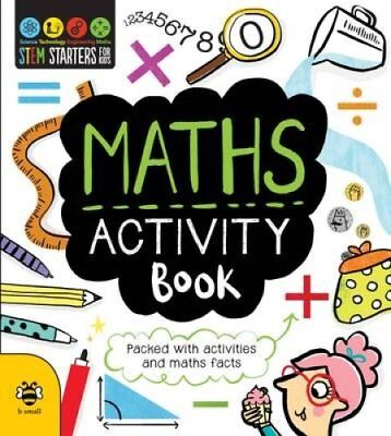 Maths Activity Book by Jenny Jacoby 9781909767935 (Paperback, 2016)