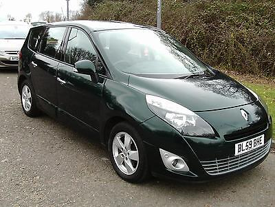 2010 Renault Grand Scenic 1.9dCi 130bhp Dynamique Diesel 7 seat 6 speed