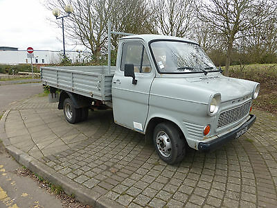 ford transit mk1 project left hand drive lhd