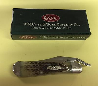 NEW in box CASE XX #61953L SS Russlock Knife 1 blade USA