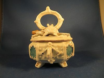 Germany fairing, Conte Boehme, trinket box