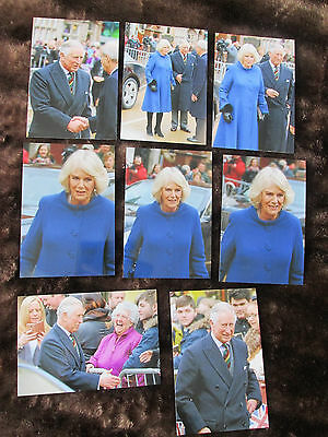 TRH Prince Charles & Duchess Camilla UNSEEN PHOTOGRAPHS  Hull February 2017