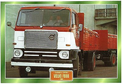 Volvo FB 88              Glossy   Picture (T170)