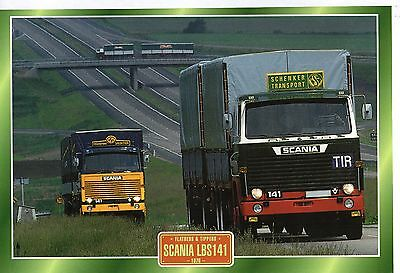 Scania LBS141                     Glossy   Picture (T182)