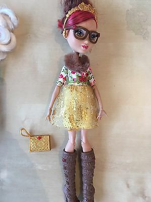 Ever After High Dolls Figure Costume Props