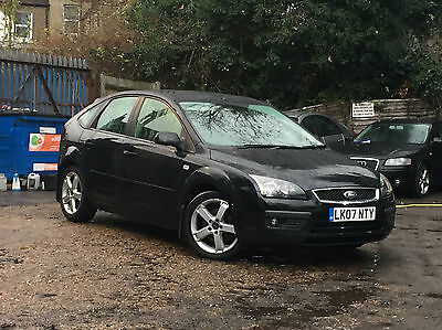 Ford Focus 1.8TDCi 2007MY Zetec Climate WITH 71K MILES