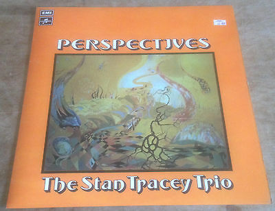 THE STAN TRACEY TRIO perspectives 1972 UK COLUMBIA STEREO VINYL LP