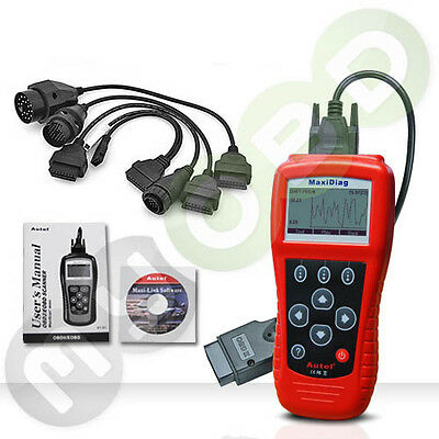 OBD-702 Diagnose Service BMW Opel Volvo MB VW Audi uvm ink ABS & Airbag usw
