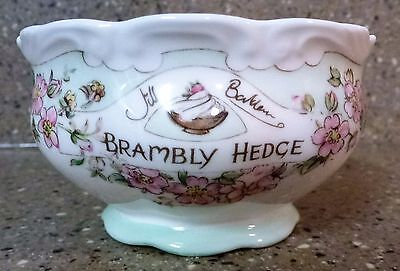Royal Doulton Brambly Hedge Tea Service Sugar Bowl ~ Second Quality