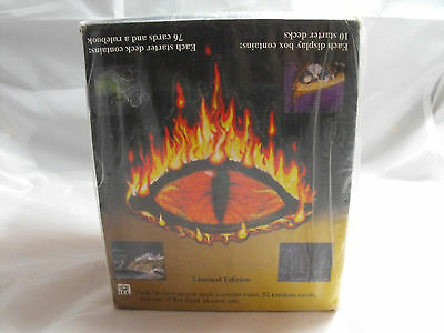 Middle Earth Ccg, Lidless Eye Sealed Starter Box Of 10 Decks