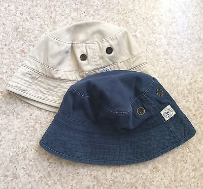 Next, Boys Set Of 2 Fisherman Hats, Age 3-6 Years