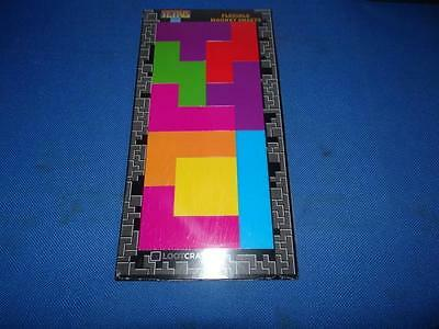 Loot Crate Exclusive Tetris Flexible Magnet Sheets New